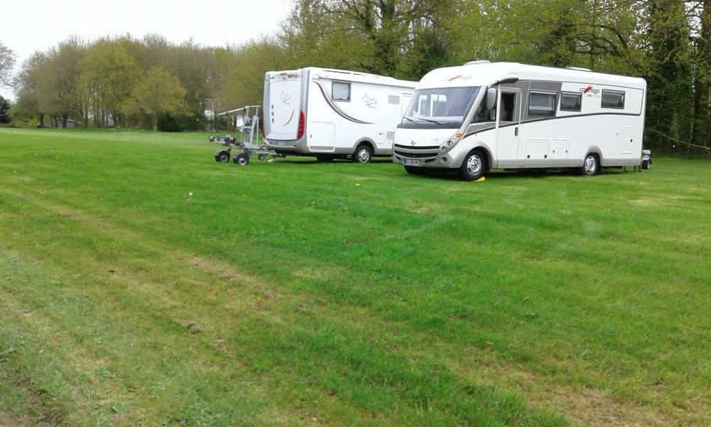 Aire camping-car à Miniac-Morvan (35540) - Photo 14